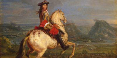 Louis XIV at Besancon