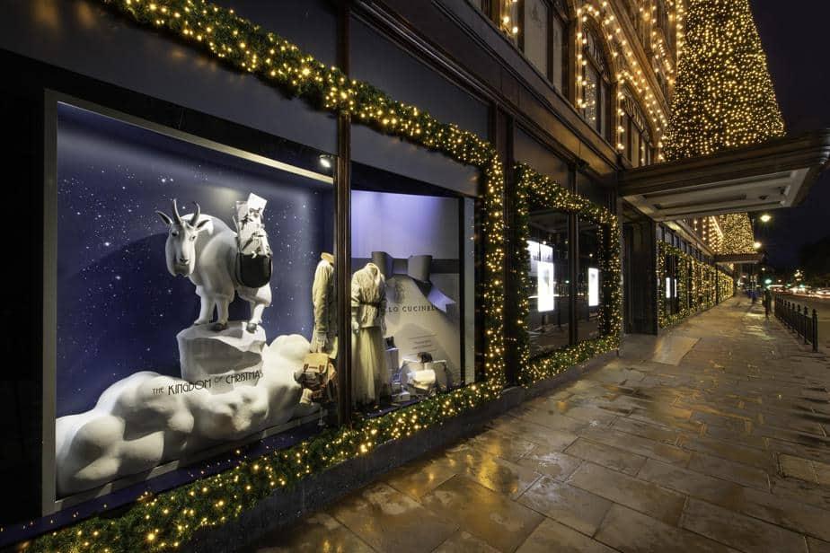 Harrods Kingdom of Christmas