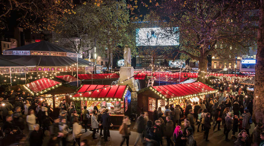 Leicester Square - Image sourced from their website