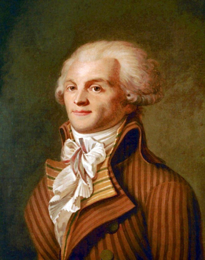 Aventuras en el Purgatorio Robespierre-816x1034