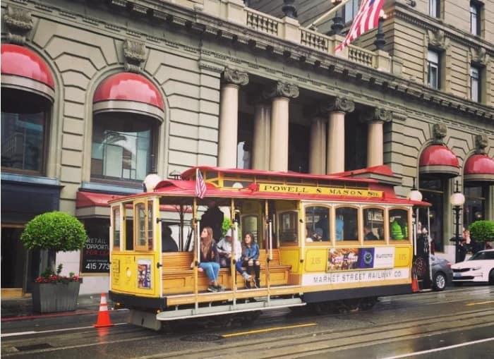 San Francisco walks