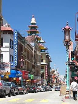 Chinatown - Grant Avenue