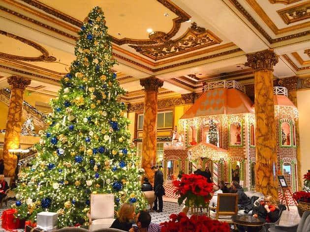 Lobby St. Francis Hotel