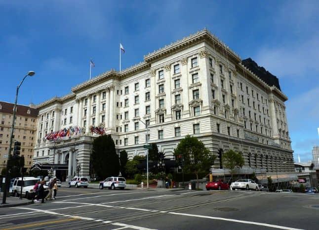 Original Fairmont Hotel - Nob Hill