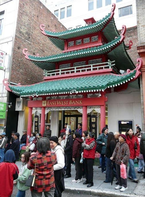Chinatown Telephone Exchange