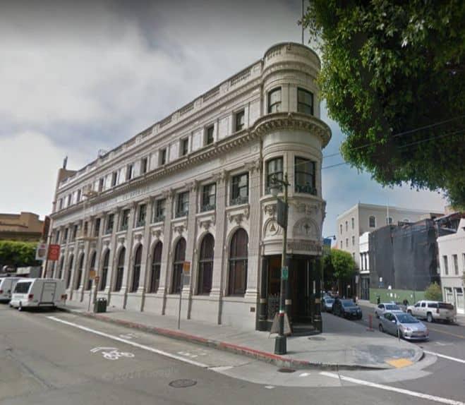 Original TransAmerica Headquarters
