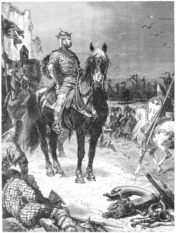 William the Conqueror after Hastings