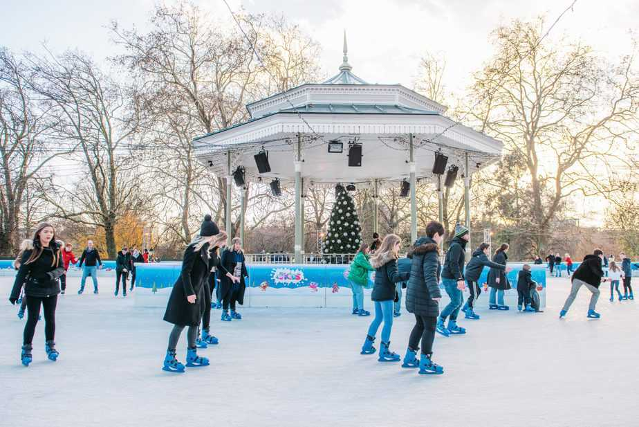 Winter Wonderland Ice Rink