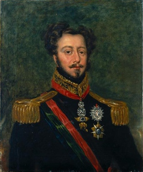 King Pedro IV