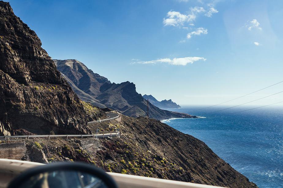 Gran Canaria in Spain