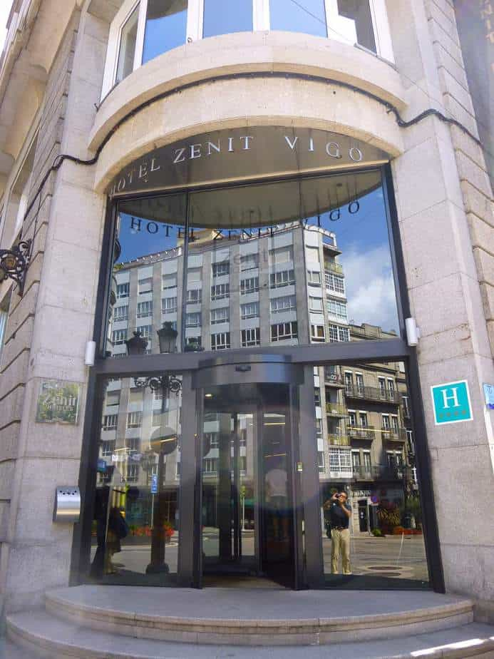 Zenit Lisbon Hotel