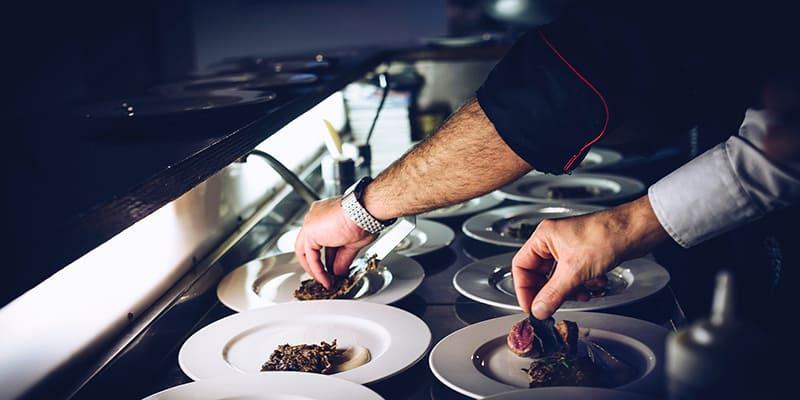 Michelin starred restaurants in Rome