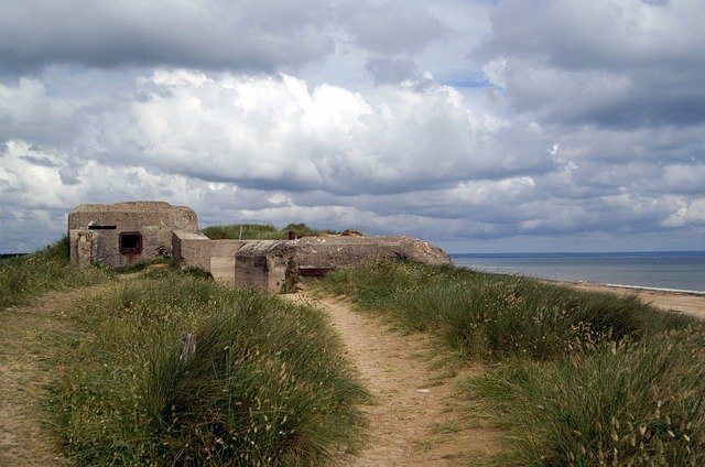 Utah Beach, Normandy