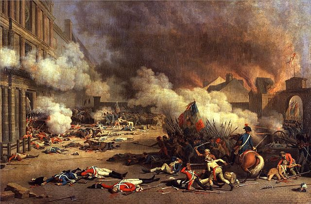 Storming of the Tuileries