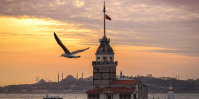 Istanbul Maiden's Tower