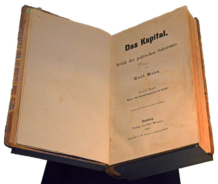 Das Kapital By Karl Max