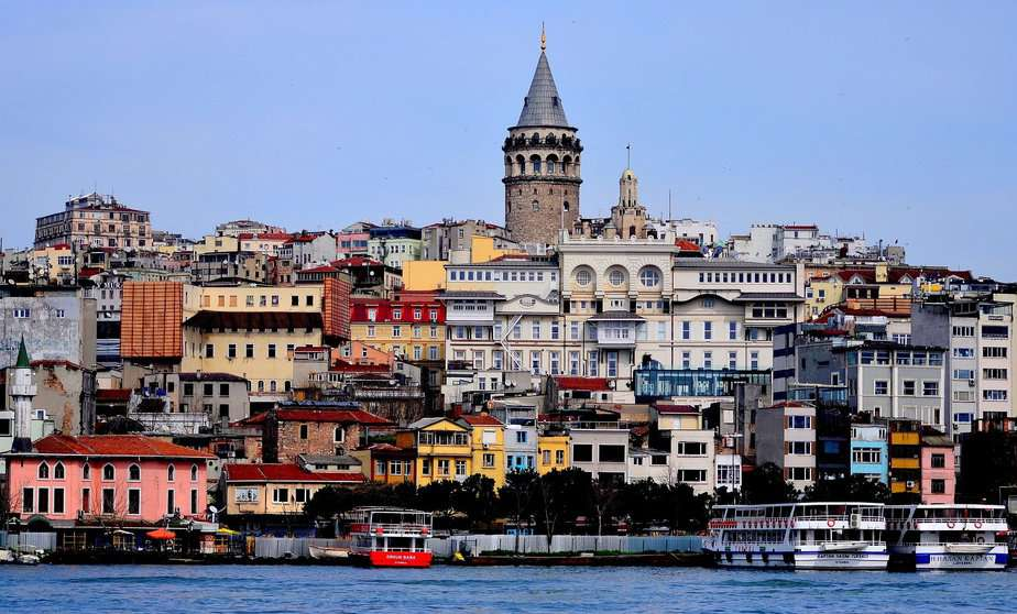 Photo of Galata Tower in Istanbul