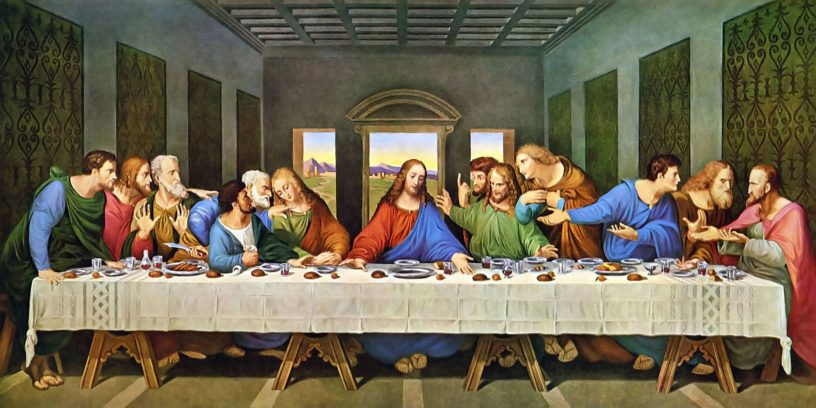 Top 10 Facts about The Last Supper from Leonardo da Vinci - Discover Walks  Blog