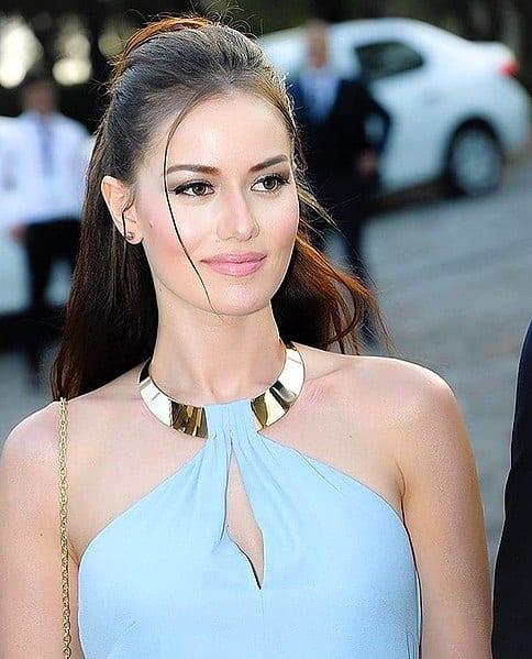 Actress prettiest turkish Top