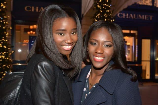 Karidja Touré and Assa Sylla
