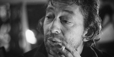 Serge Gainsbourg by Claude Truong-Ngoc, 24 November 1981