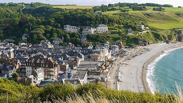 Étretat, Normandy