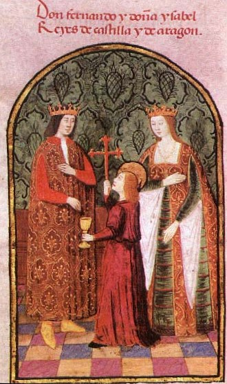 Ferdinand II and Isabella I