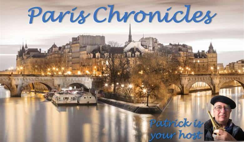Paris chronicles