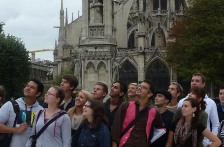 school tour paris