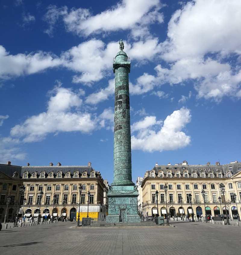Right bank tour Paris