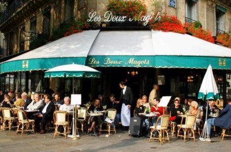 Les deux magots Paris