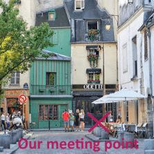 Meeting point notre dame 2019
