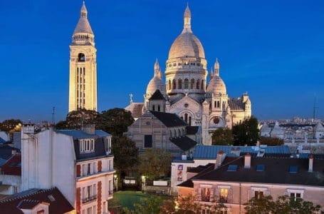 Christmas Tour Montmartre