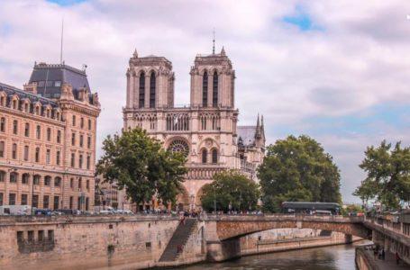 Notre Dame Tour 2019