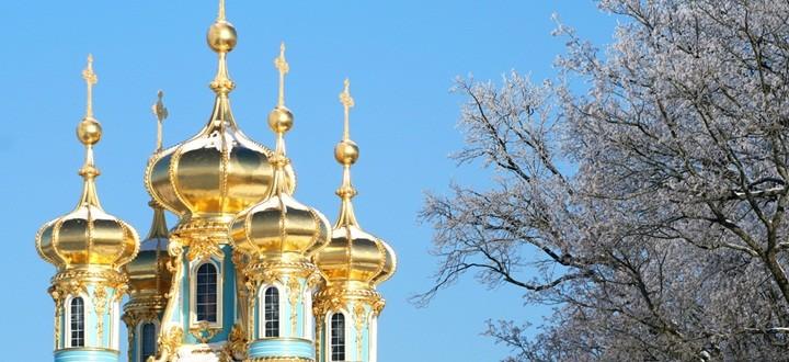 St Petersbourg walking tour