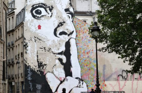 paris street art tour