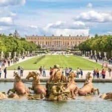 A bike tour in Versailles
