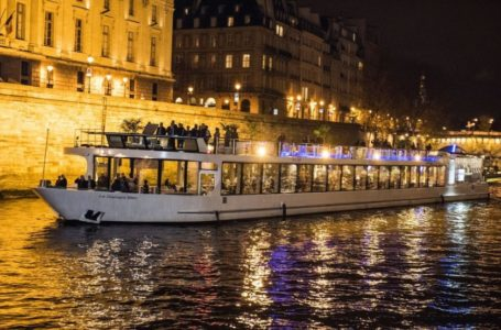 Dinner Cruise on the seine