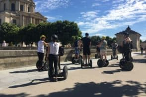 Paris Highlights 2.5-Hour Segway Tour