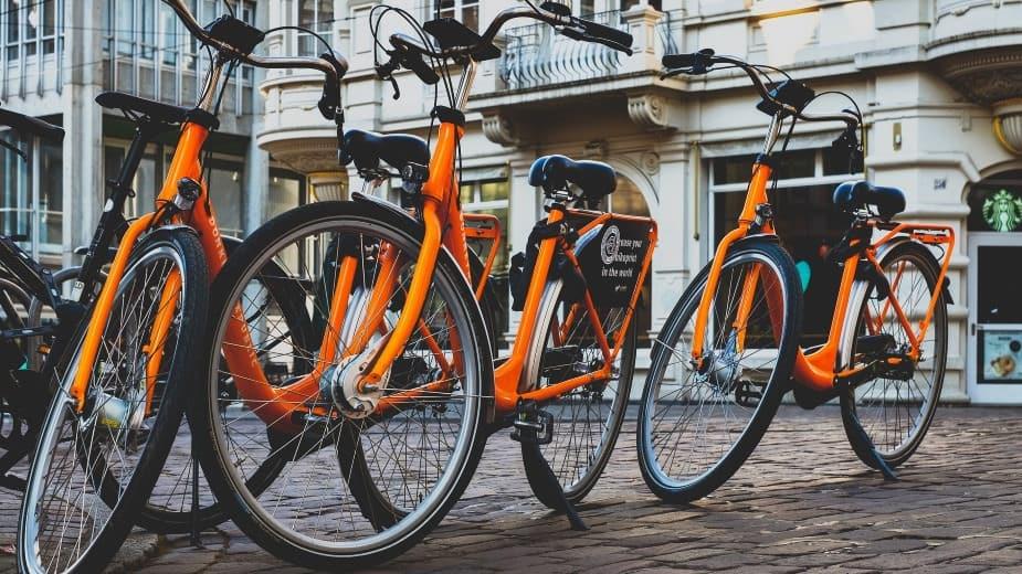Bike tours in Barcelona