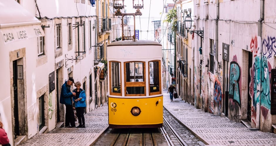 Free tours in Lisbon with Discover Walks