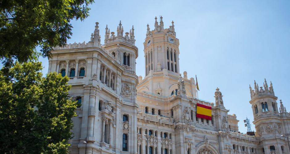 Madrid with Discover Walks