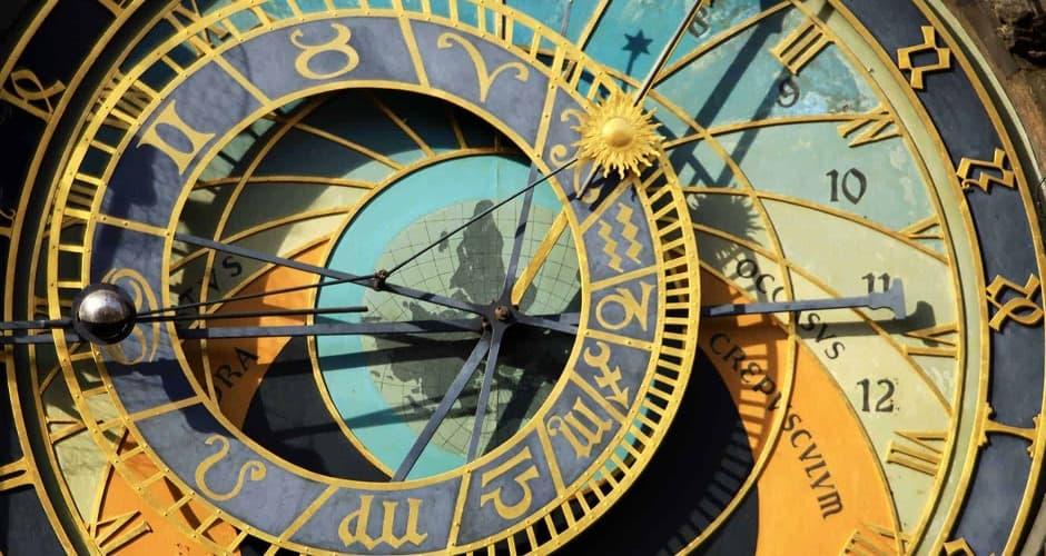 Clocks in Prague