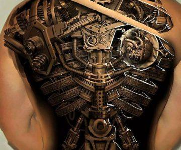 A perfect tattoo