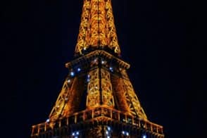 Eiffel Tower - the Night Show