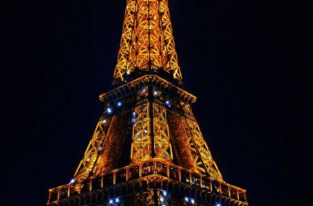Eiffel Tower - the Night Show