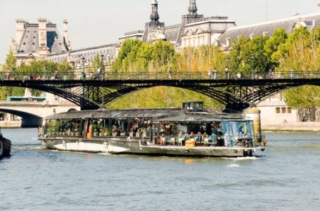 Lunch Cruise on the River Seine in Paris