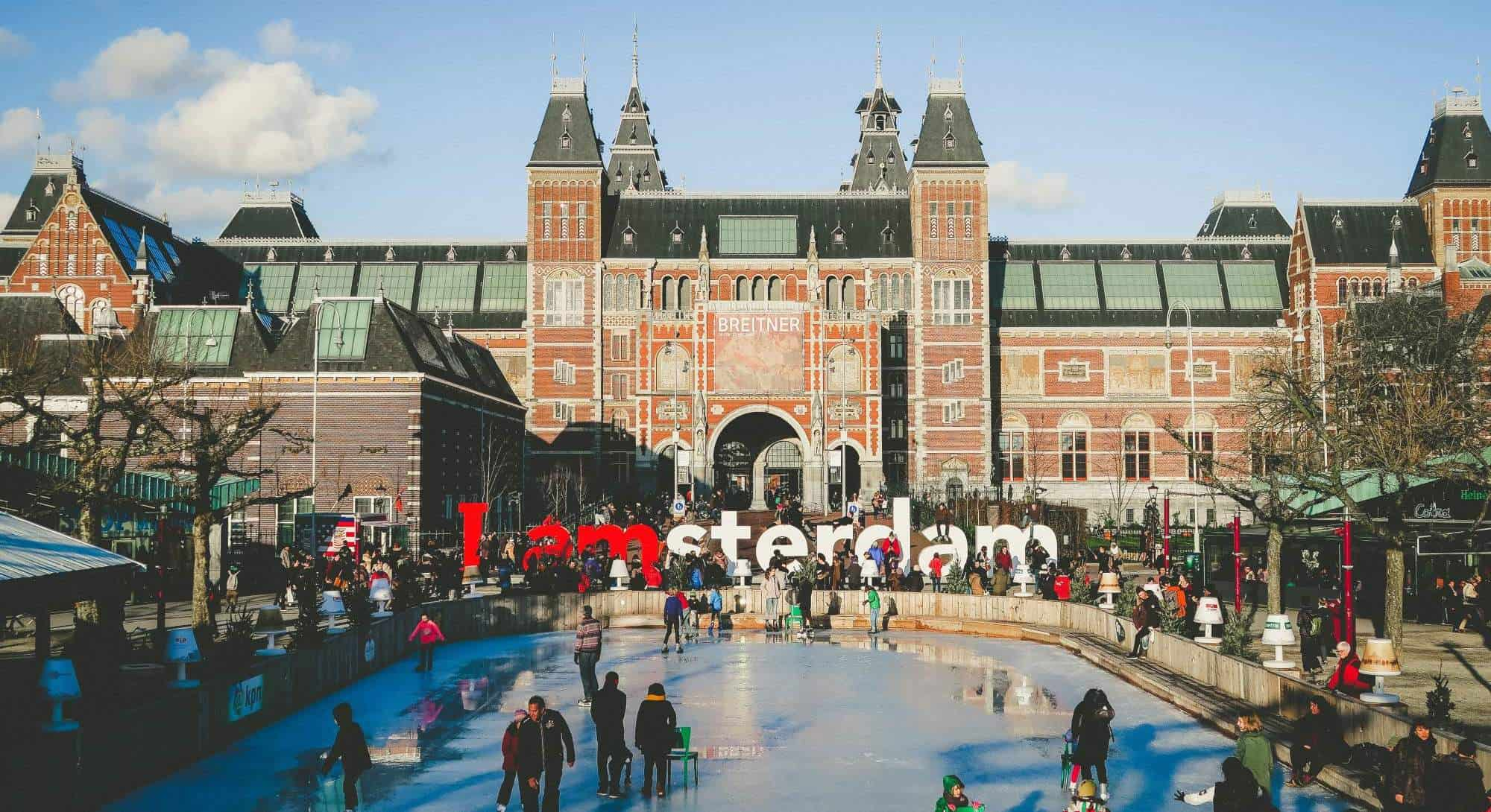 Visit Amsterdam with us